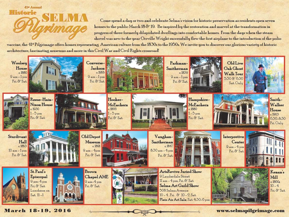 Selma Pilgrimage 2